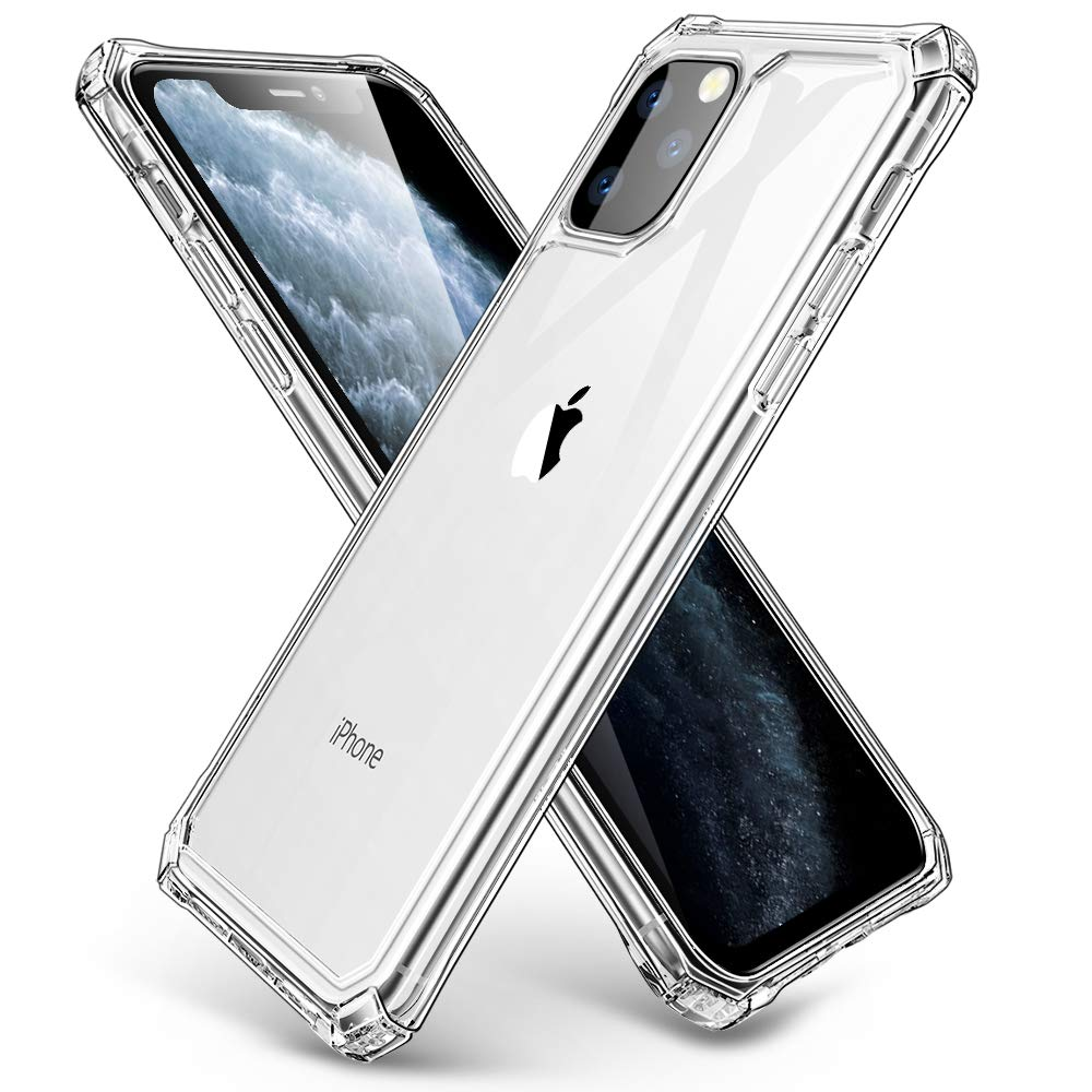 ESR Air Armor Clear Case for iPhone 11 Pro Max Case-min