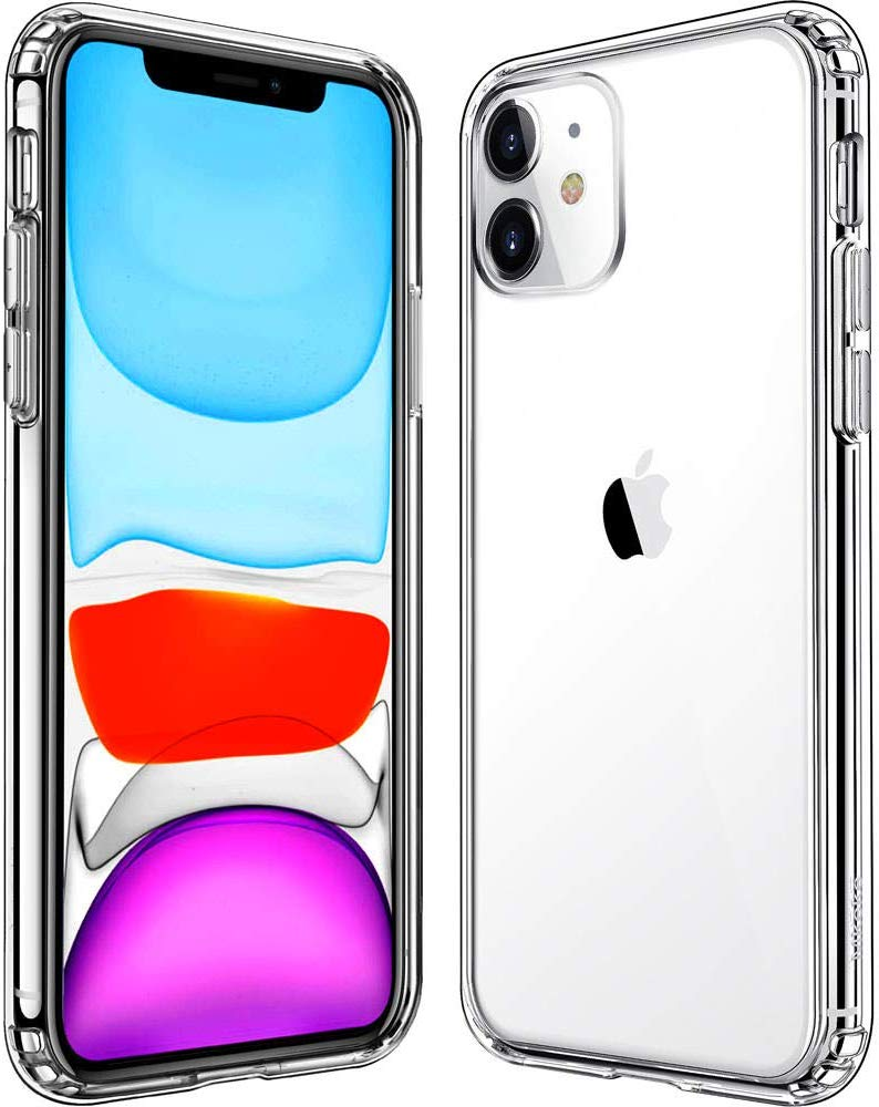 Mkeke Compatible with iPhone 11 Case-min (1)