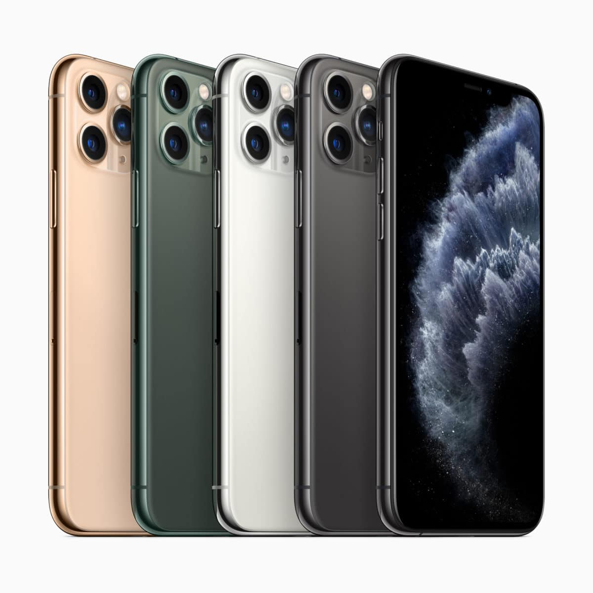 iPhone 11 Pro New Colors