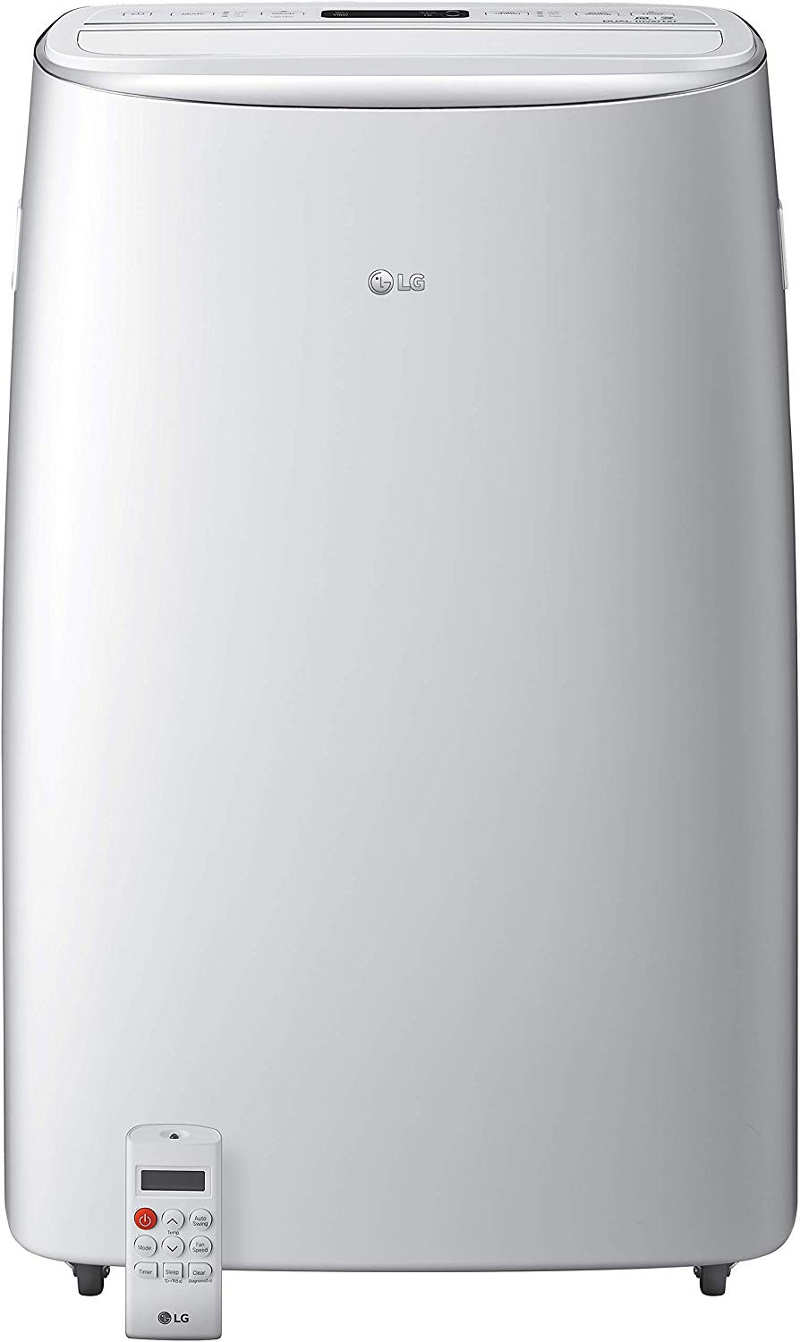 LG 115V Dual Inverter Technology Portable Air Conditioner