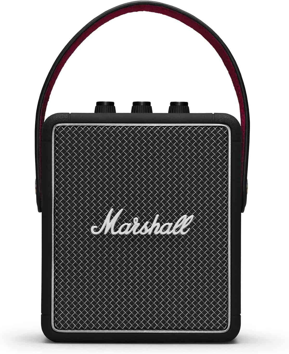 Marshall Stockwell II Portable Bluetooth Speaker - Black -min