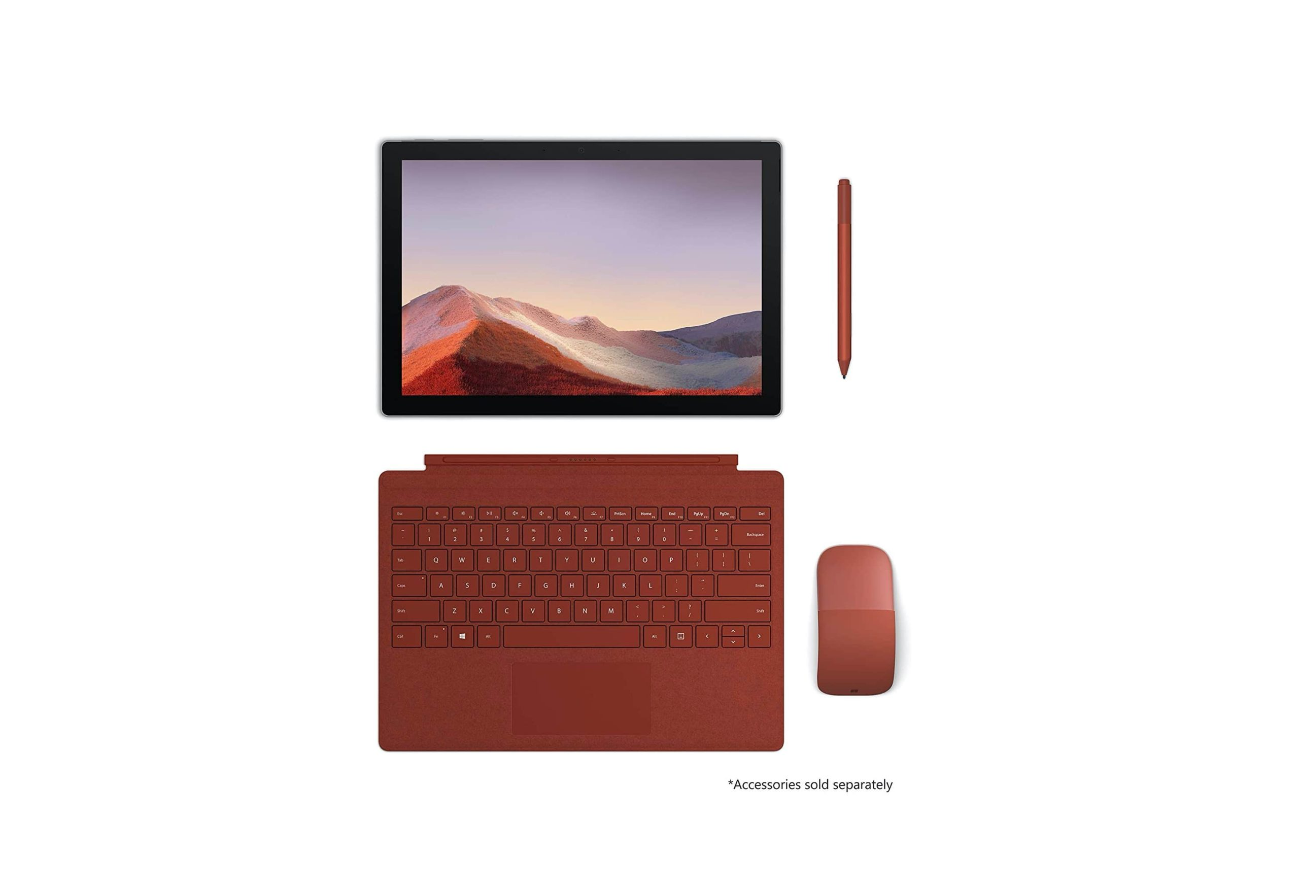 NEW Microsoft Surface Pro 7-min