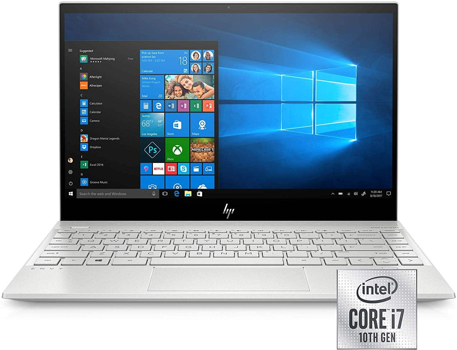 HP Envy (13-inch) Touchscreen Laptop-min